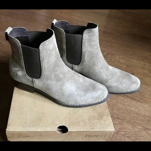 Born boots, size 11 suede; super comfy
